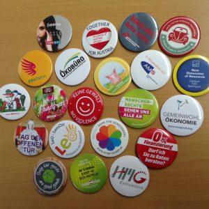 Bio buttons