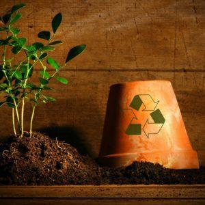 Recyclingprodukte